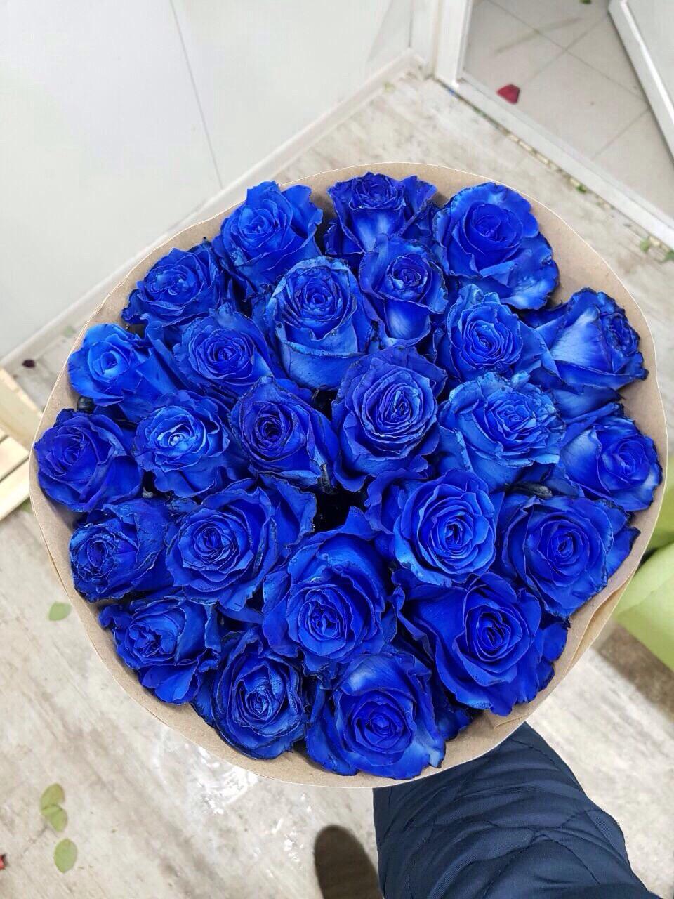 Синие розы саратов доставка по россии